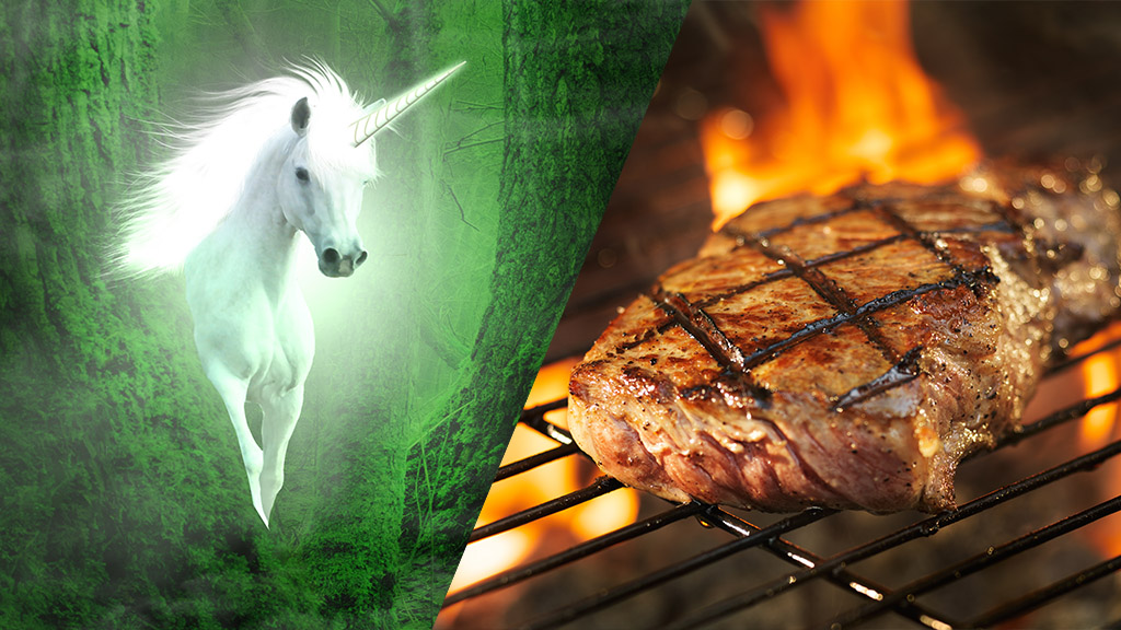 Unicorn Steaks